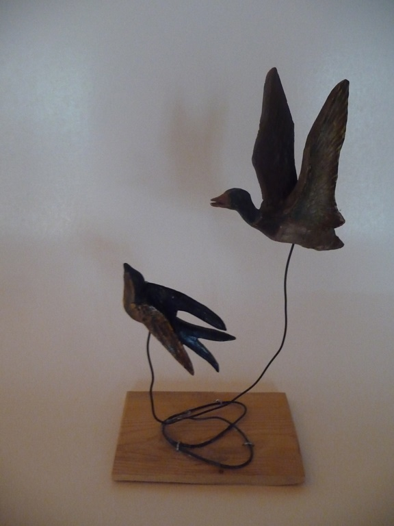 z alary sculpture
